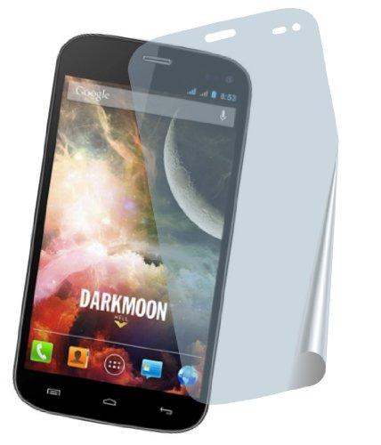 4ProTec 4X Wiko Darkmoon ENTSPIEGELNDE Premium Bildschirmschutzfolie Displayschutzfolie Schutzhülle Bildschirmschutz Bildschirmfolie Folie