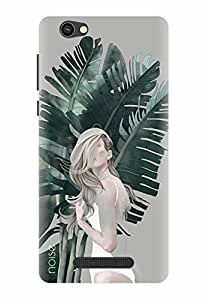 Noise Designer Printed Case / Cover for XOLO Era 4G/X / Nature / Tropical Palms And Botanicals Design
