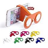 30Weihnachtskugeln Virtual-Reality-Brille Skibrille Virtuelle Realität billige Großhandel Angebot für Android, iPhone, PS4, PC