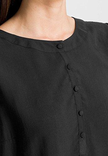 ARMEDANGELS Damen Tencel® Bluse - Hannah - Black