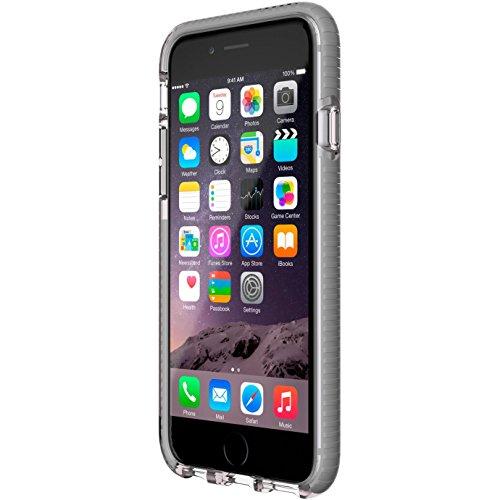 Tech21 Evo Mesh 4 Cover Black - mobile phone cases trasparente/grigio