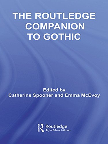 The Routledge Companion to Gothic (Routledge Companions) (English Edition)
