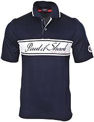 Paul & Shark Polo Poloshirt Multicolor Azul Oscuro L