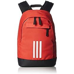 adidas Adi Cl XS 3S Mochila, Unisex Infantil, Rojo (Roalre Blanco), 36x24x45 cm (W x H x L)
