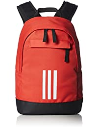 adidas Adi Cl XS 3S Mochila, Unisex Infantil, Rojo (Roalre Blanco), 36x24x45 cm (W x H…