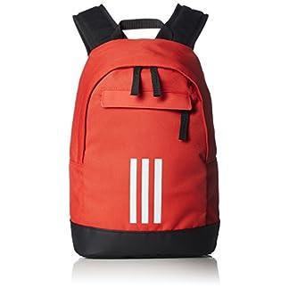 adidas Adi Cl XS 3S Mochila, Unisex Infantil, Rojo (Roalre/Blanco/Blanco), 36x24x45 cm (W x H x L)