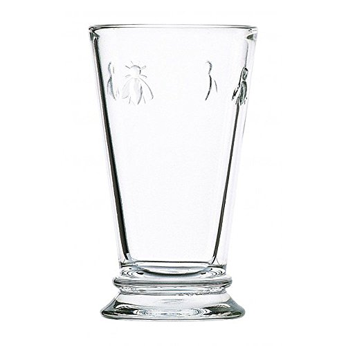 La Rochere - Abeille - Biene - Long Drink Glas - 6-er Set