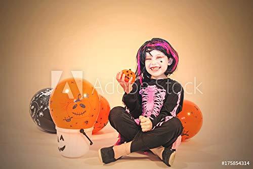 druck-shop24 Wunschmotiv: sorcière d'halloween #175854314 - Bild hinter Acrylglas - 3:2-60 x 40 cm / 40 x 60 cm
