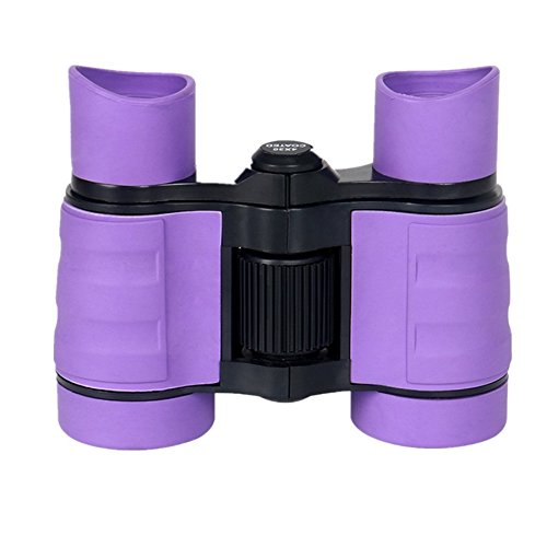 Lihong Fernglas Hd, Violett Klassische Mode Tragbar Kinder-Teleskop