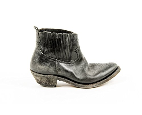 Golden Goose Womens Ankle Boot G25D292 A1 Black