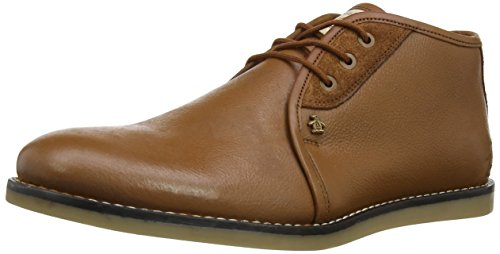 original-penguin-legal-2-leather-desert-boots-homme-marron-tan-43-eu