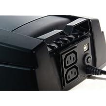 Riello IPG 600 DE - Sistema de alimentación continua de formato regleta, 600 VA, 360 W