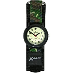 Sekonda Xpose Model 3006.05 Children's Analogue Quick Release Fabric Strap Watch