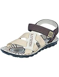 Jabra Air-3 Brown Fashionably Top Quality Casual Sandals For Men Size:-7
