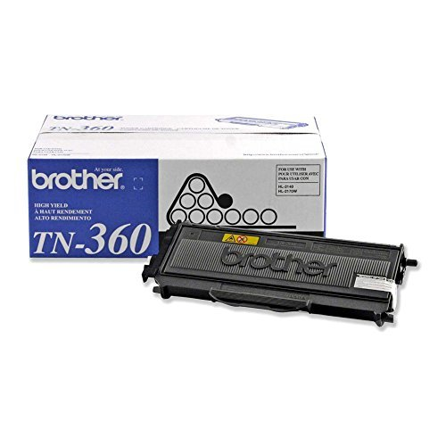 Brother HL-2170W Black Original Toner High Yield (2,600 Yield) by Brother - Tn360 High-yield Toner