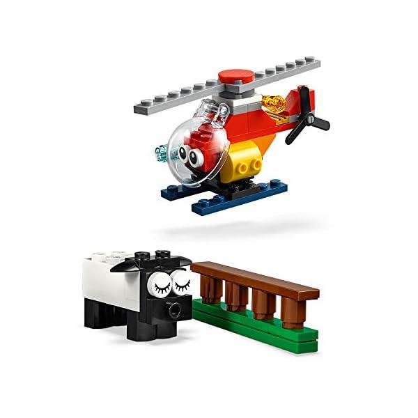 LEGO Classic 11003 Mattoncini e Occhi Set di Costruzioni Creativo, Regalo per Bambini +4 Anni 3 spesavip