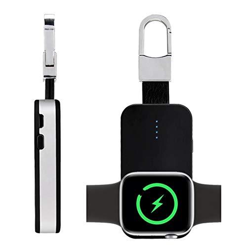 Neues iWatch iPhone Keychain Wireless-Ladegerät für Handy-Uhr Tragbares magnetisches Ladegerät in Power Bank von Auroru gebaut - Power-keychain