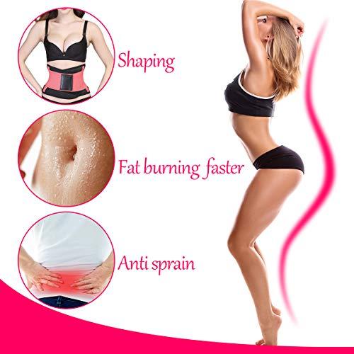 Zoom IMG-1 wostoo donna fascia addominale waist