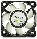 Gelid Solutions Silent 4 40 x 10 mm Quiet Case Fan