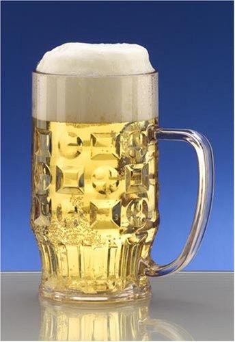 Kunststoffglas (Kunststoff-bierkrüge)