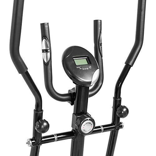 TecTake Crosstrainer Heimtrainer Ergometer Bild 3*