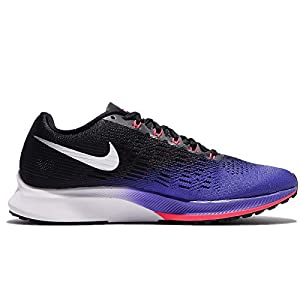 Nike Mujeres Air Zoom Elite 9 Running 863770 Sneakers Turnschuhe (UK 6 US 8.5 EU 40, Persian Violet Metallic Silver 500)