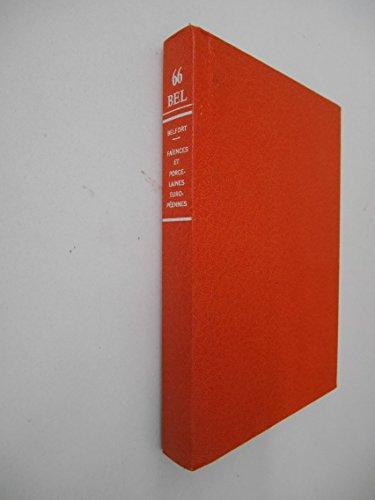 Faïences et porcelaines européennes / Belfort, Anne Marie / Réf: 24404 par Anne Marie Belfort