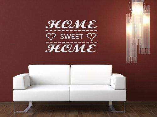 home-sweet-home-wandkunst-sticker-abziehbild-grafik-innenraum-wohnkultur-silver-glanz-l