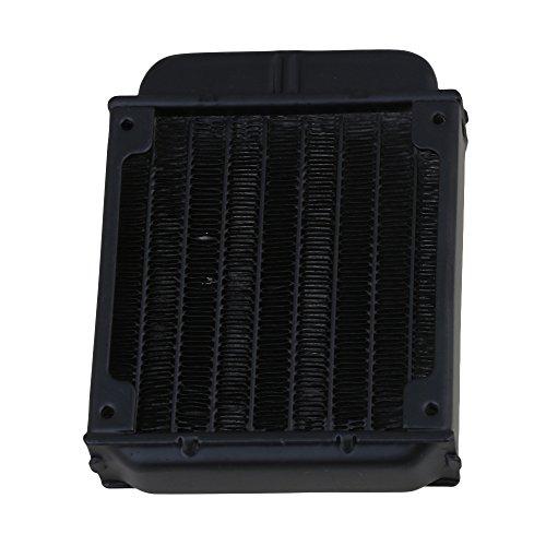 BQLZR 80 Row PC CPU CO2 Syst¨¨me refroidisseur d'eau Radiateur ¨¦changeur de chaleur