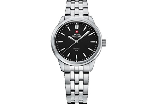 Swiss Military Reloj los Mujeres SMP36010.01