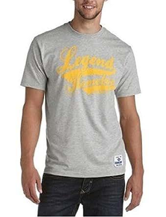 T-Shirt von Homeboy- Hellgrau Gr. XS