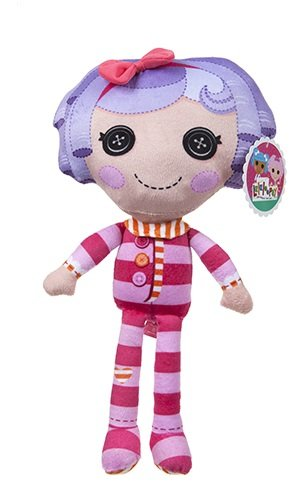 Lalaloopsy - Pillow Featherbed Plüsh 37cm stehen - Gute Qualität - Lala Loopsy - Puppen