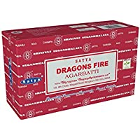 DRAGONS FIRE von Satya BIG PACK 180 g Räucherstäbchen Agarbathi preisvergleich bei billige-tabletten.eu