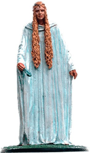 Lord of the Rings Señor de los Anillos Figurine Collection Nº 159 Galadriel 1
