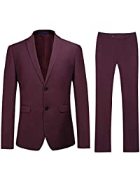 Costume Vert De Mode Veste Pantalon 2018 Nouveau Hommes De Hommes De ... 451a9681312