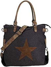 3eacacaabae6b ROSENROT STARBAG XL Shopper Stern Canvas 45x37 (BxH)