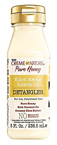 Creme Of Nature Pure Honey Knot Away Leave In Detangler 236.5 ml
