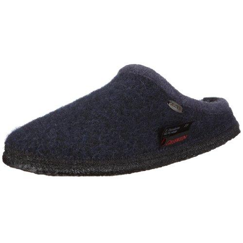 Giesswein Dannheim, Unisex - Erwachsene Pantoffeln Blau (Nachtblau 514)