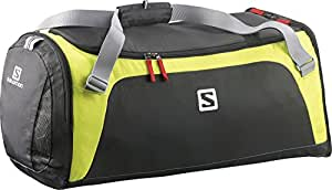 Salomon - SALOMON - Sac de Voyage - SPORTS BAG XL Noir/Jaune
