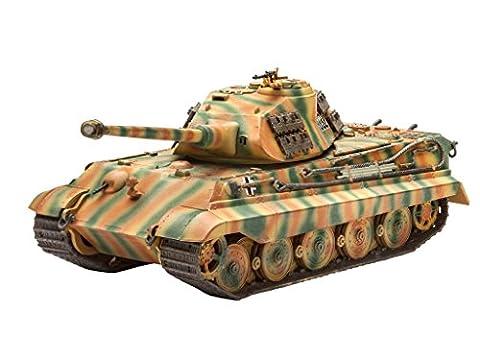 Revell - Maquette - Tiger Ii Porsche Prototype Turre - Echelle 1:72