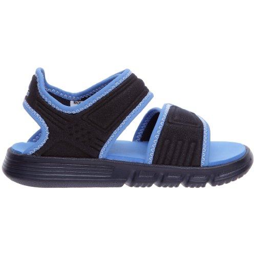 Adidas Akwah 7 K, Scarpe sportive bambini Blu (Marine/Blanc/Bleu)