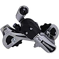 Shimano RD-TY21 6//7 Speed Mountain Bike Bicycle Rear Derailleur SS Silver US NEW