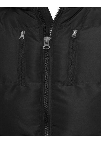 URBAN CLASSICS Expedition Jacket, black Schwarz