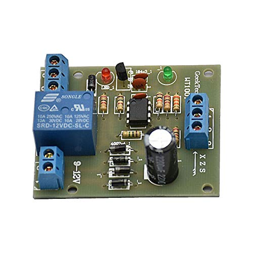 Water Liquid Level Controller Sensor Module Detection Switch AC/DC 9-12V Water Level Detection Sensor Module - Liquid Level Switch