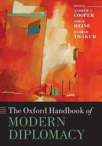 of Modern Diplomacy (Oxford Handbooks) ()
