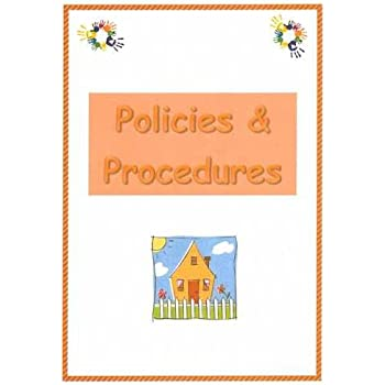 Childminder contracts pack amazon office products early years childminder policies and procedures pack maxwellsz