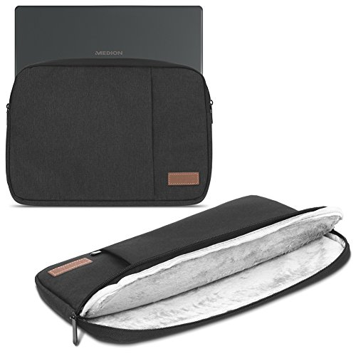 Medion Akoya E2228T Tasche Schwarz Notebook Hülle Schutzhülle Tablet Cover Case