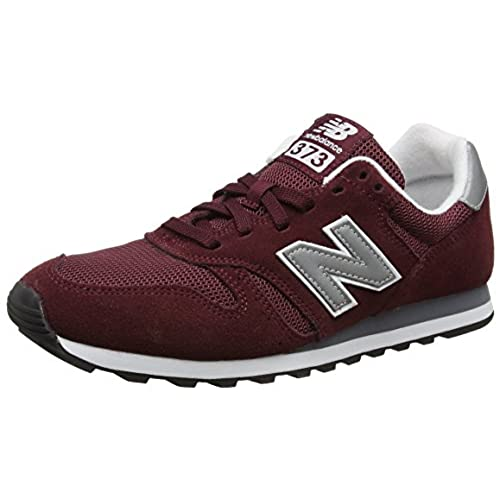 New Balance W574, Baskets Basses Homme, Rouge (Burgundy 512), 44 EU