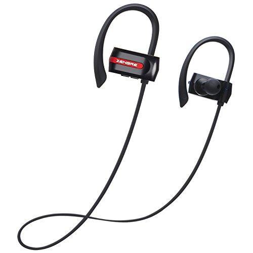 Auriculares Bluetooth, ZENBRE E3 Bluetooth 4.1 Auriculares Estéreo, A