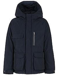 Giubbotto Bambino WOOLRICH WKCPS1997 SM20 Mountain jacket Autunno Inverno 2017 Blu 12A